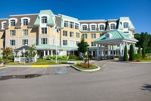 Sunrise of Fontainebleau